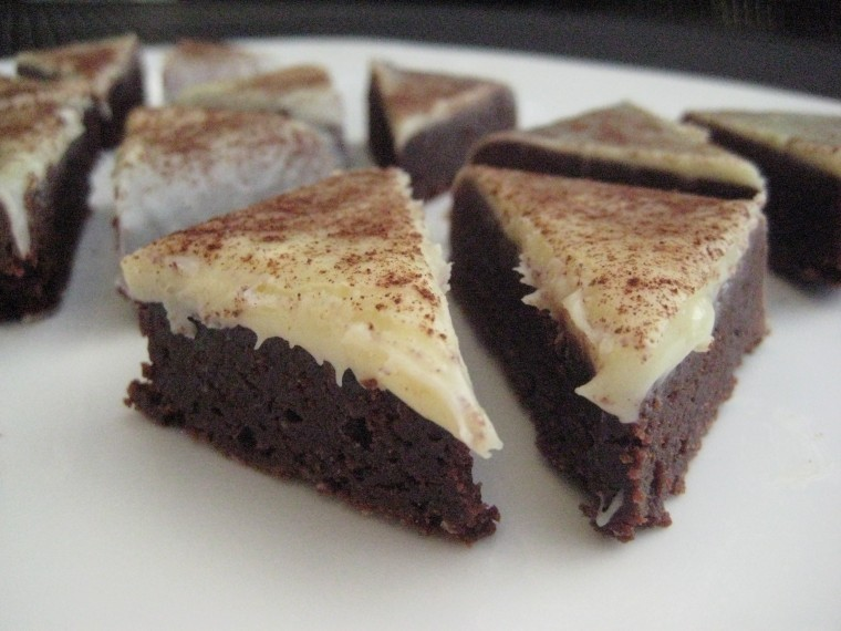 Cappucino Brownies 2