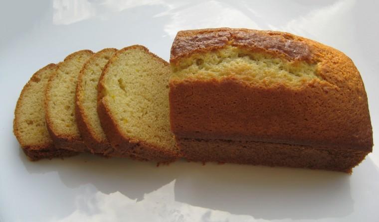 Olive Oil Cake 2