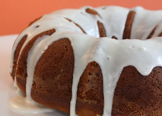 Pumpkin Spice Bundt Cake | First Look, Then Cook