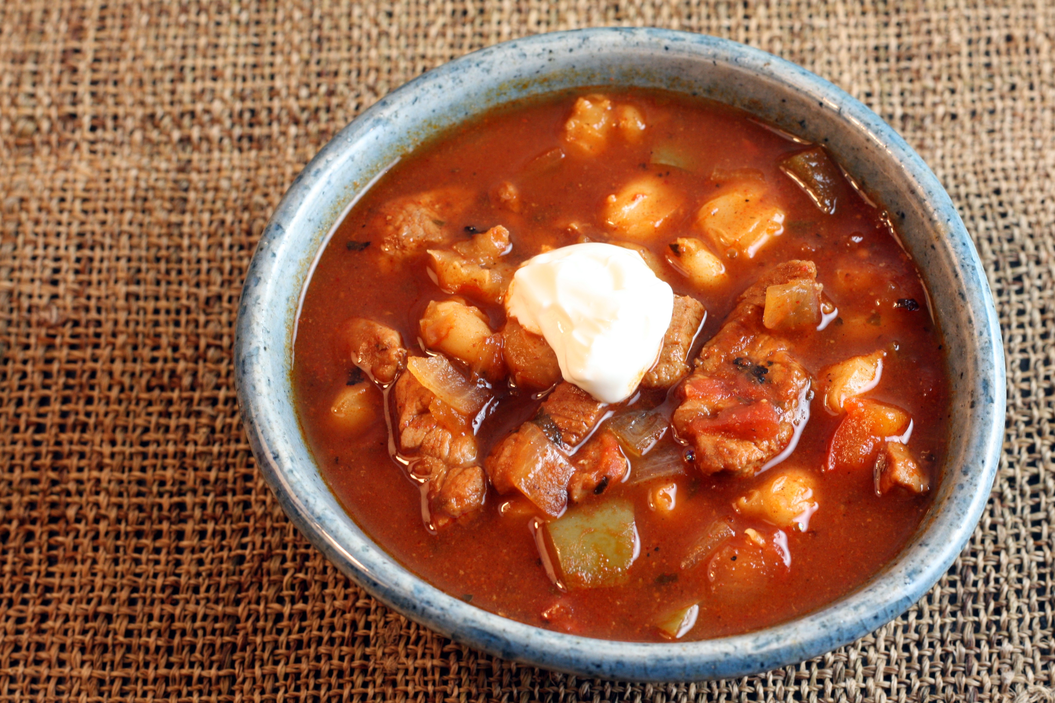 am a huge fan of posole which is a mexican stew make with pork and ...