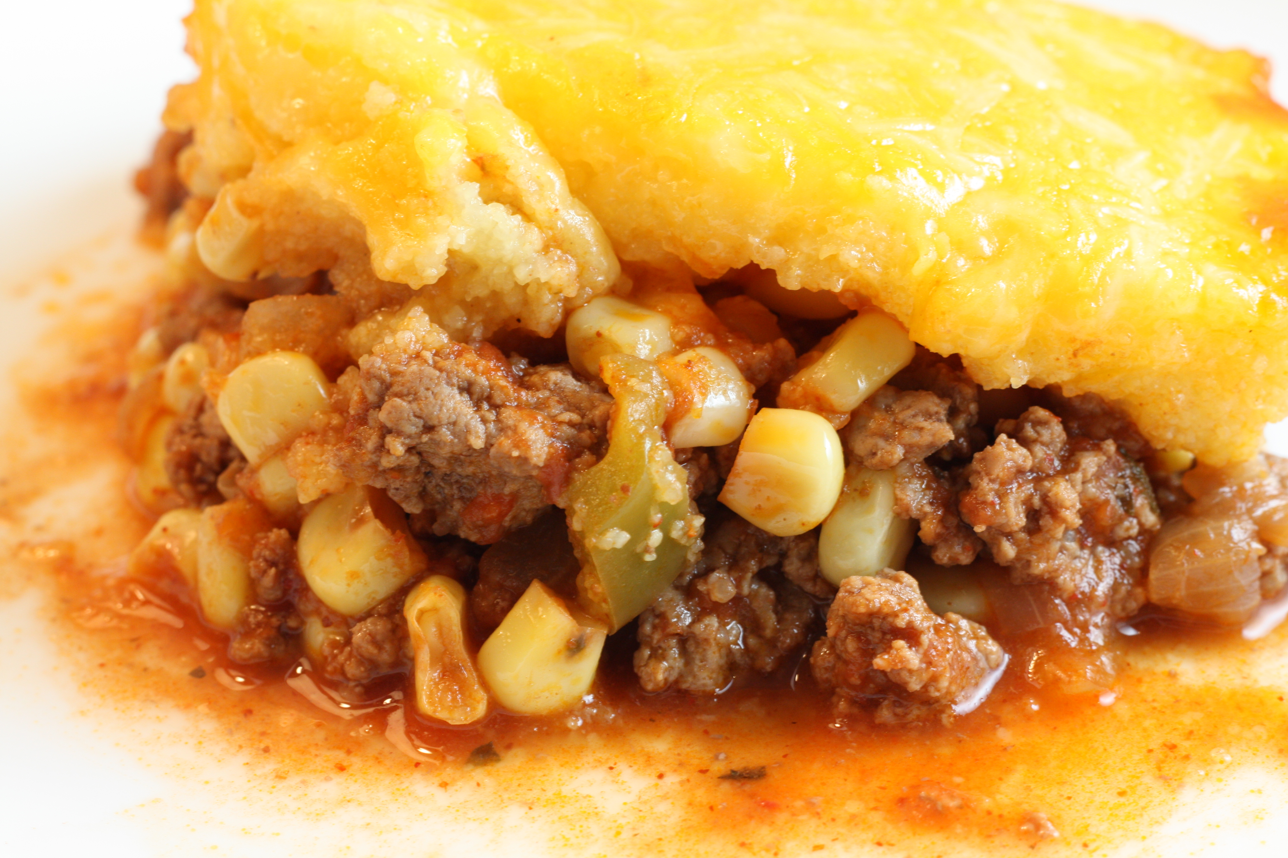 Tamale Pie | First Look, Then Cook