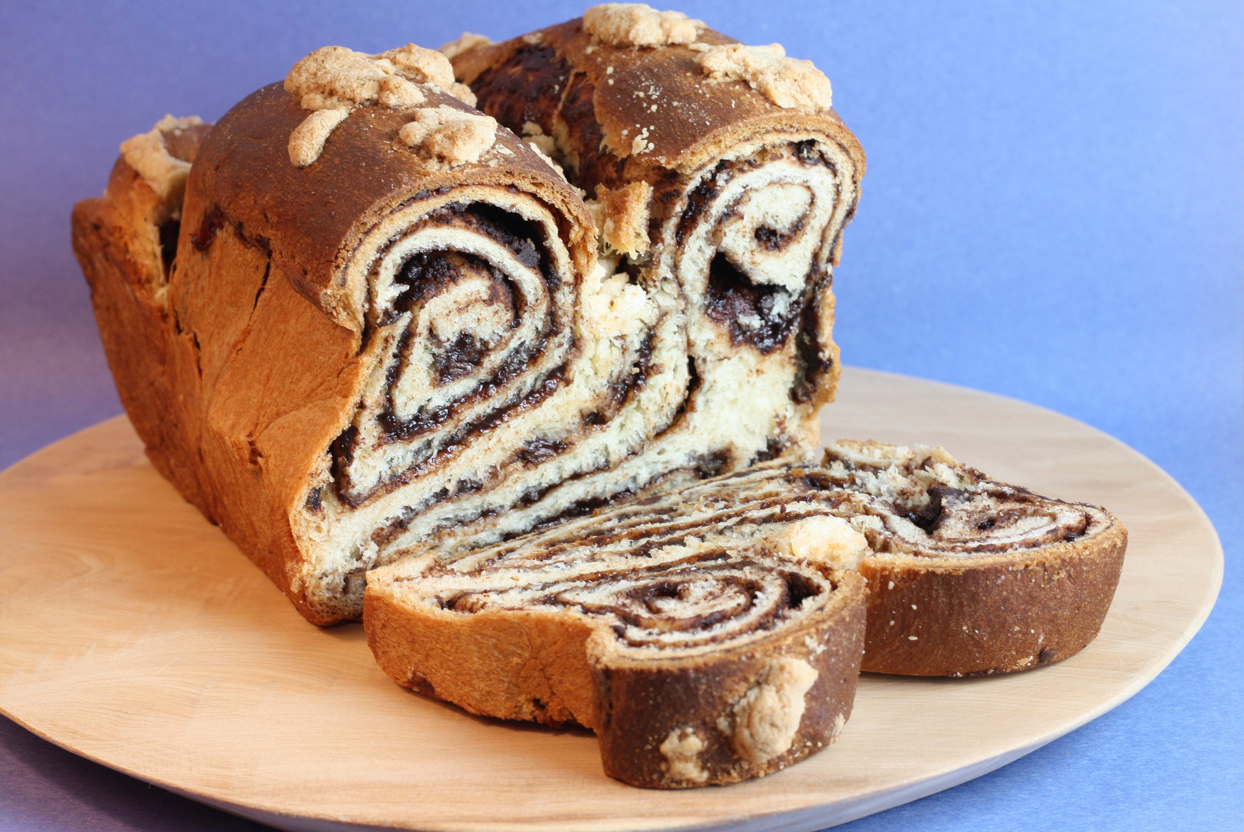 Chocolate Babka – First Look, Then Cook