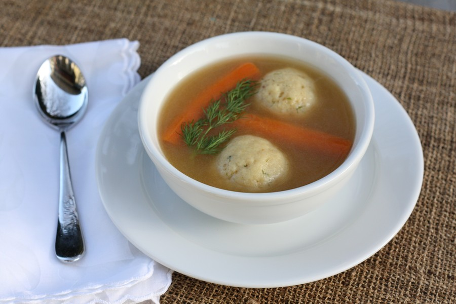 my grandmother s matzo ball soup was legendary we only got the ...