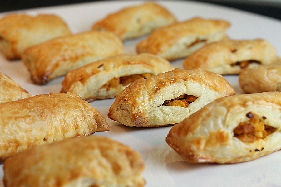 Haitian chicken puffs first look then cook i forumfinder Choice Image