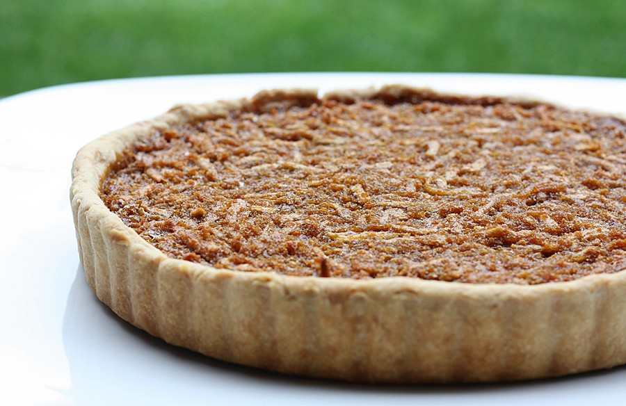 Apple Treacle Tart – First Look, Then Cook