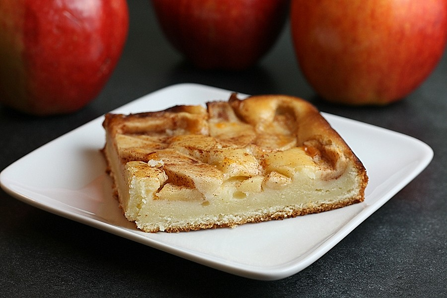German Word For Apple Cake