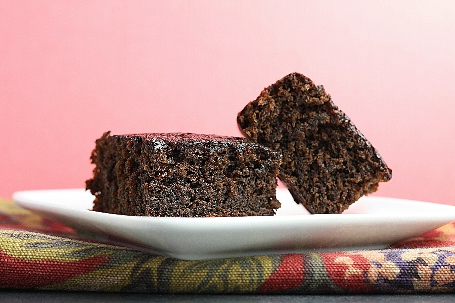 Gingerbread Snack Cake | First Look, Then Cook