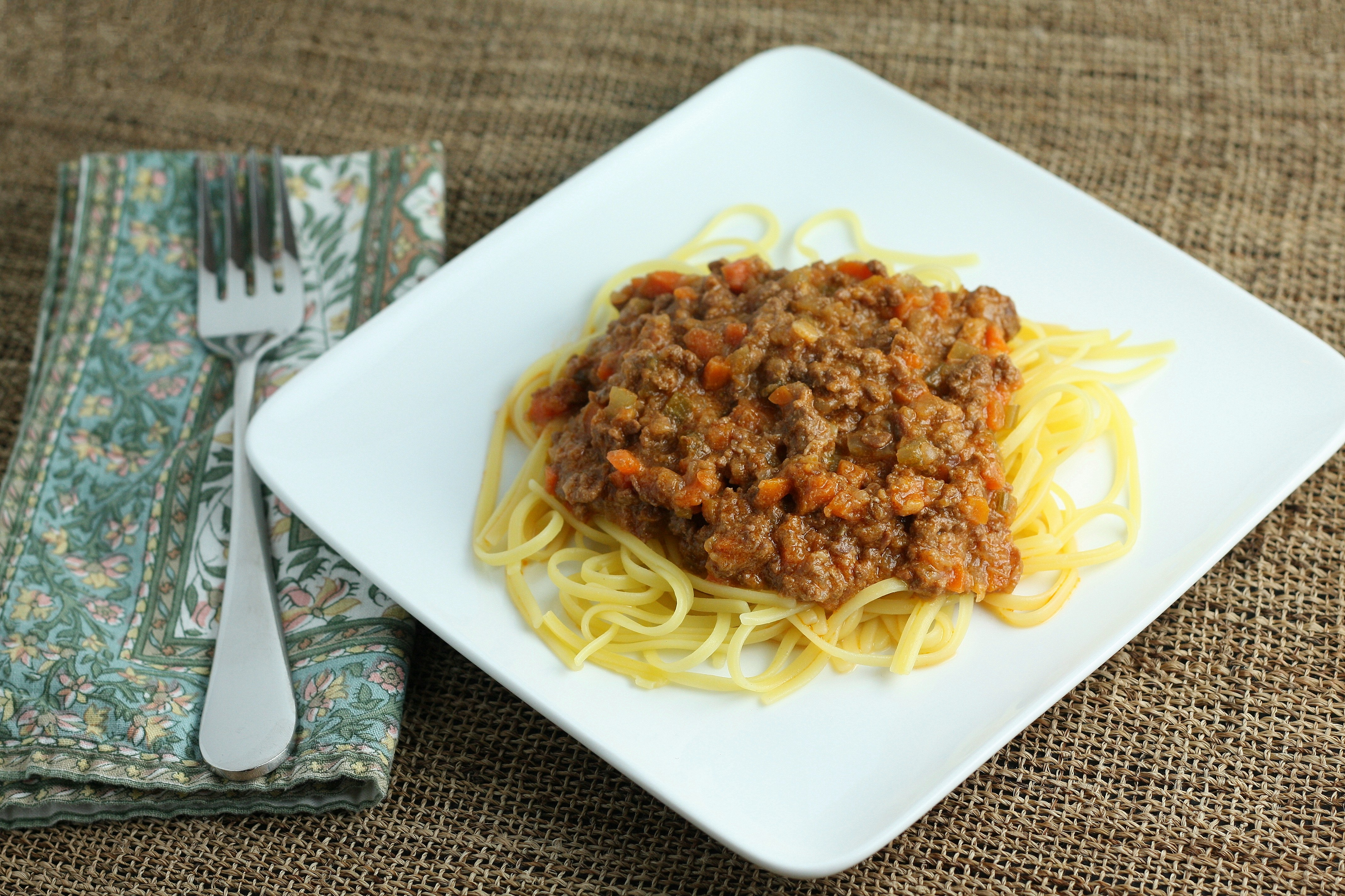 Classic Ragu Bolognese | First Look, Then Cook