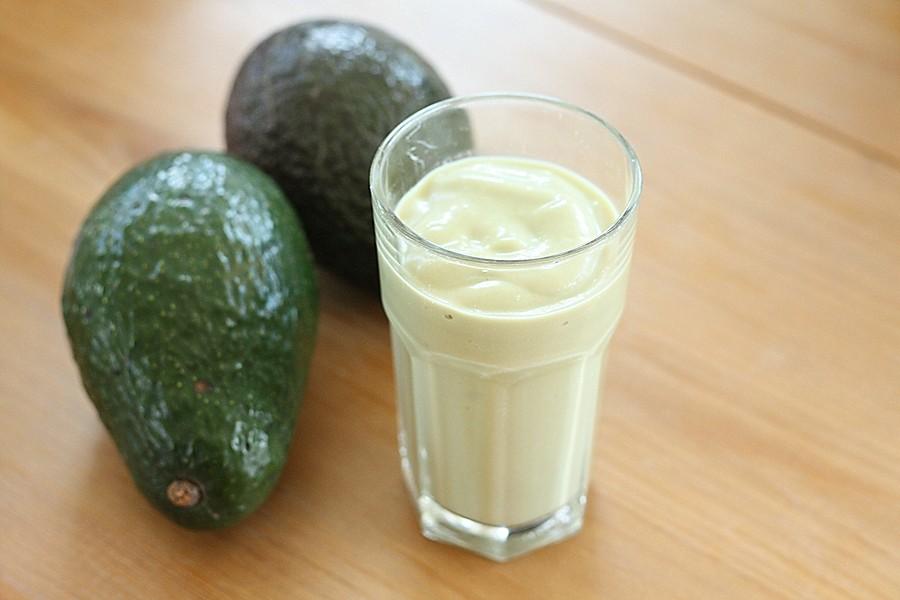 Avocado Milkshake 2