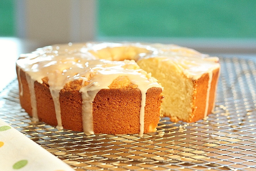 Grapefruit Pound Cake | First Look, Then Cook