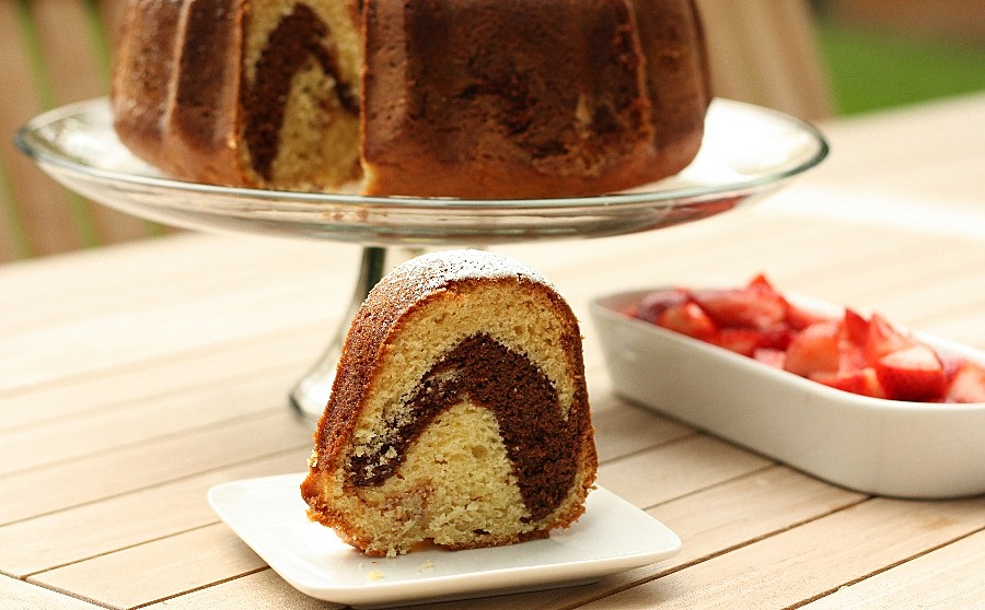 Marble Cake Recipes In Microwave: First Look, Then Cook