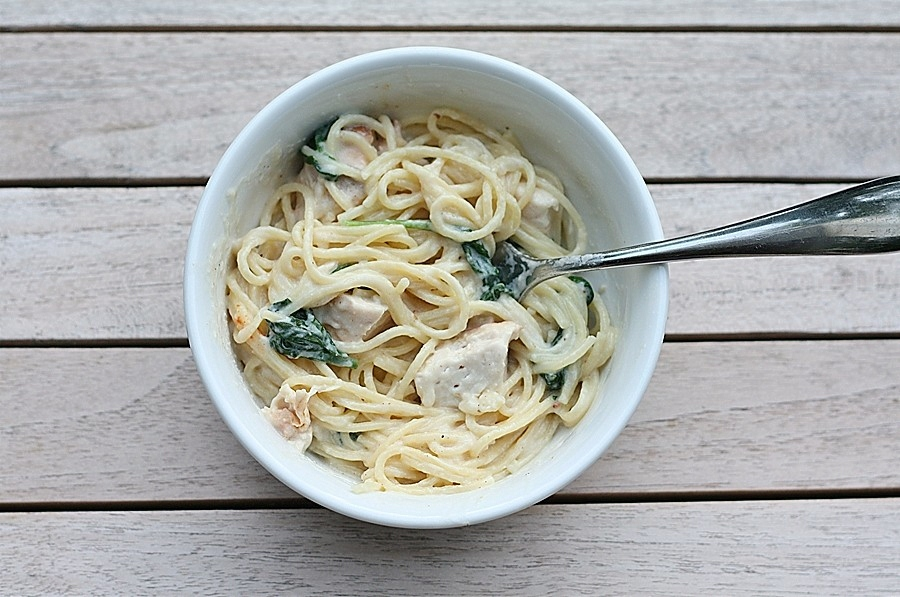 Chicken Florentine Pesto Pasta Recipes — Dishmaps