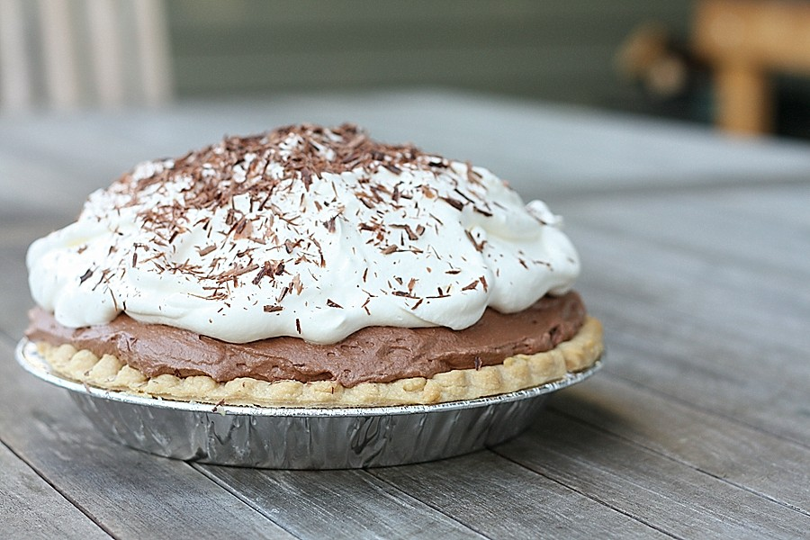Chocolate Pie 4