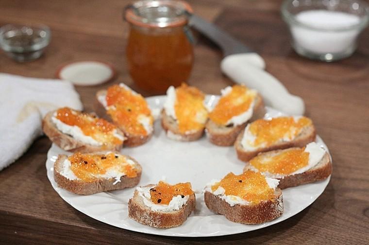 Carrot Cardamon Jam