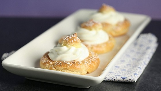 Cream Puffs 2