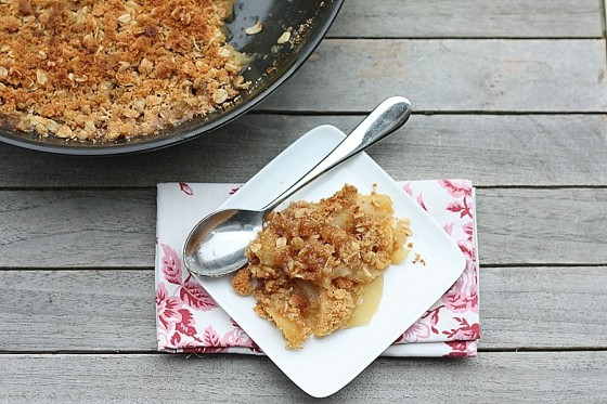 Apple Trefoil Crisp