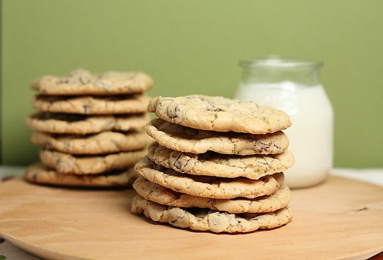 Salty Chocolate Chunk Cookies 3