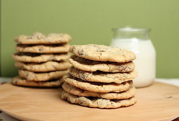 Salty Chocolate Chunk Cookies 3