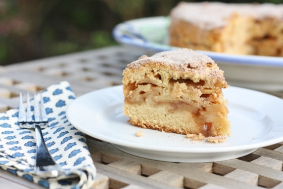 Passover Apple Cake 2