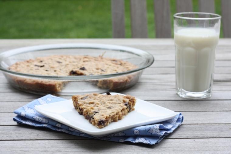 Granola Cookie Wedge 2