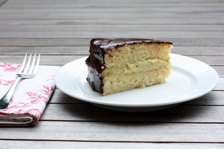 Boston Cream Pie 2