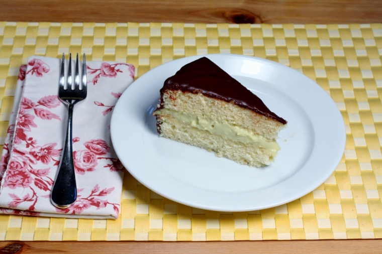 Boston Cream Pie 3