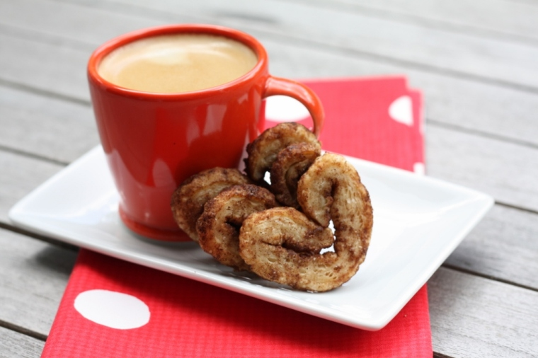 Spiced Palmiers