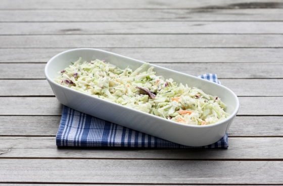 Easy Dill Cole Slaw 2