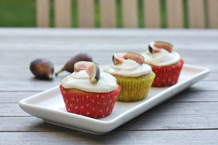 Green Tomato & Fig Cupcakes 2