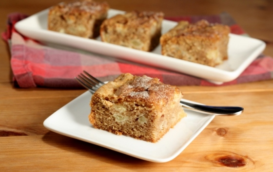 Dairy-Free Apple Cake