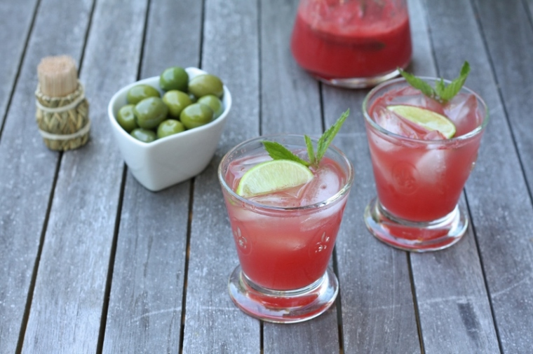 Watermelon Refresco
