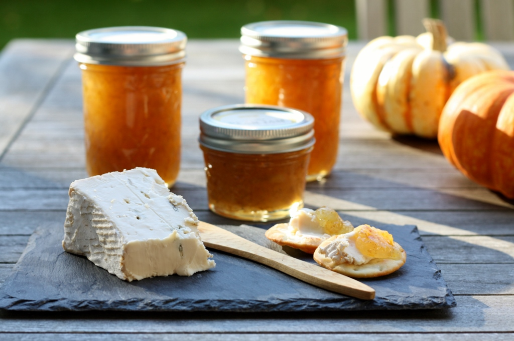 Spiced Vanilla Pear Jam Recipe — Dishmaps