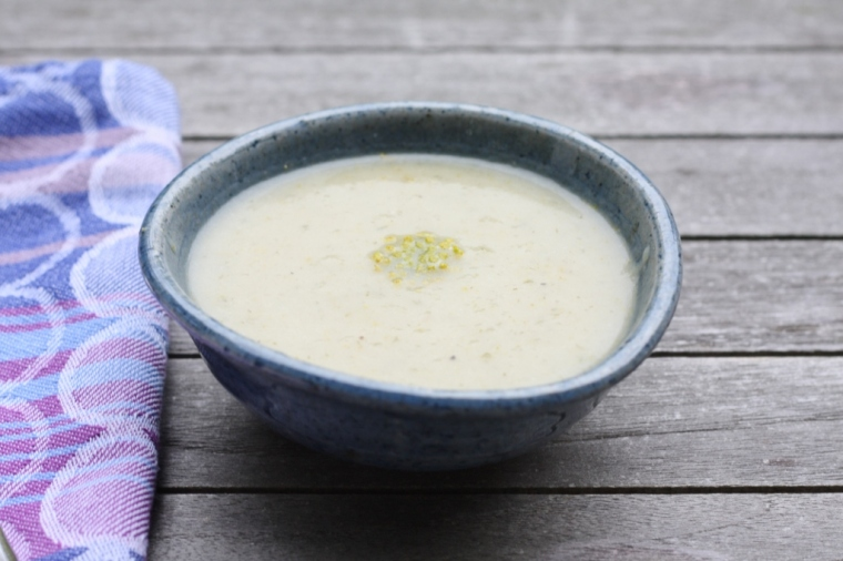Fennel Blossom Soup
